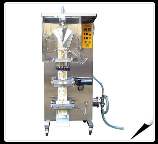 Automatic Liquid Packaging Machine Series  > Automatic liquid packer