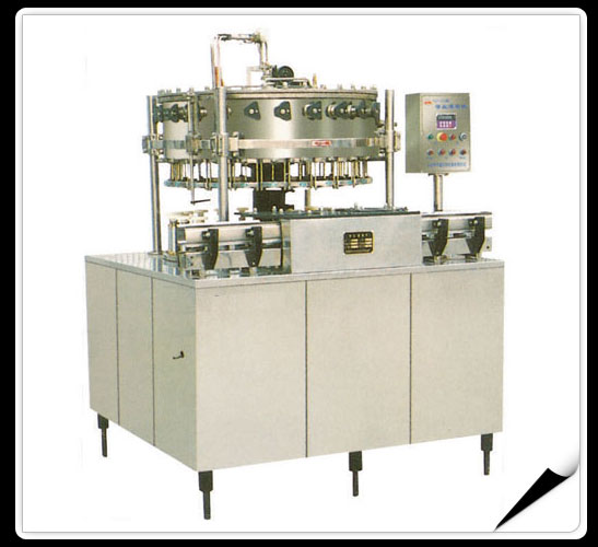 The Production Line Of Washing And Filling And Capping Machines  > Balanced pressure filler