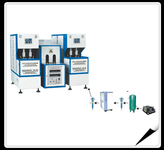 Blow Molding Machine  > WT Series Semi Automatic Blow Molding machine