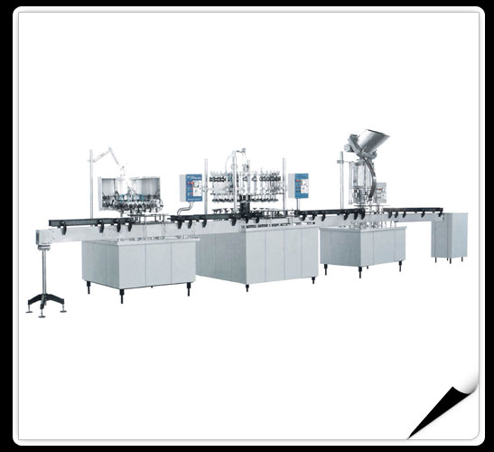 Carbonated Drinks Bottling Line  > Carbonated Drinks Washing Filling Capping Production Line DXGF12-12-1