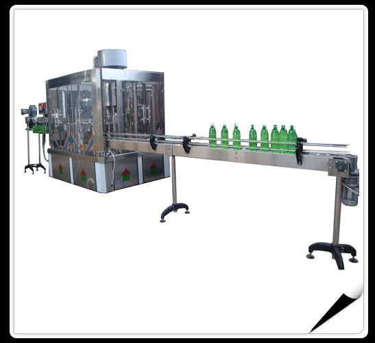 Carbonated Drinks Bottling Line  > Carbonated Drinks Washing Filling Capping Monoblock Machine