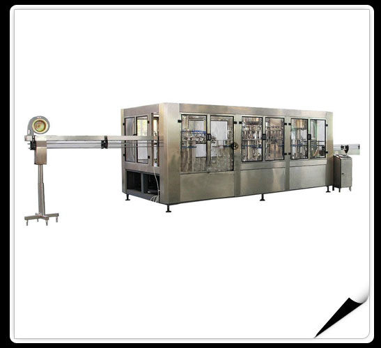 Carbonated Drinks Bottling Line  > Carbonated Drinks Washing Filling Capping Monoblock Machine DXGF24-24-8