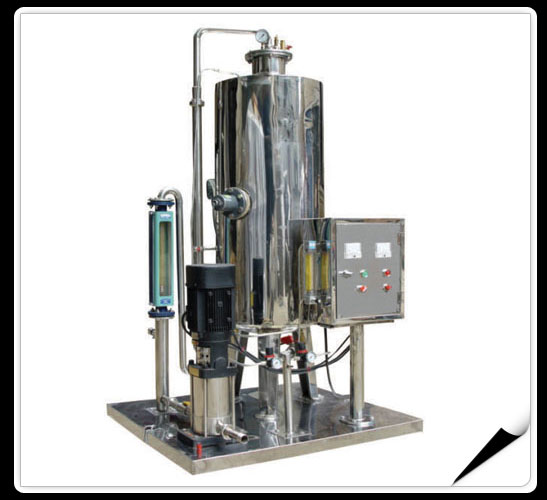 The Production Line Of Washing And Filling And Capping Machines  > Drink mixer