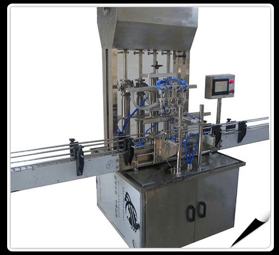 Liquid Soap And Shampoo Filling Machine  > 4 heads automatic Ointment Filling Machine GT4T-4G