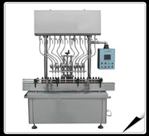 AGF Automatic Gravity Filling Machine