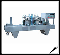 Cup Filling & Sealing machines & Automatic cap filling and sealing machine series