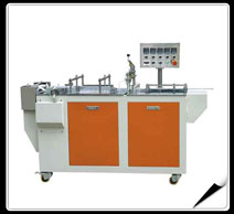 Tridimensional packing machine series